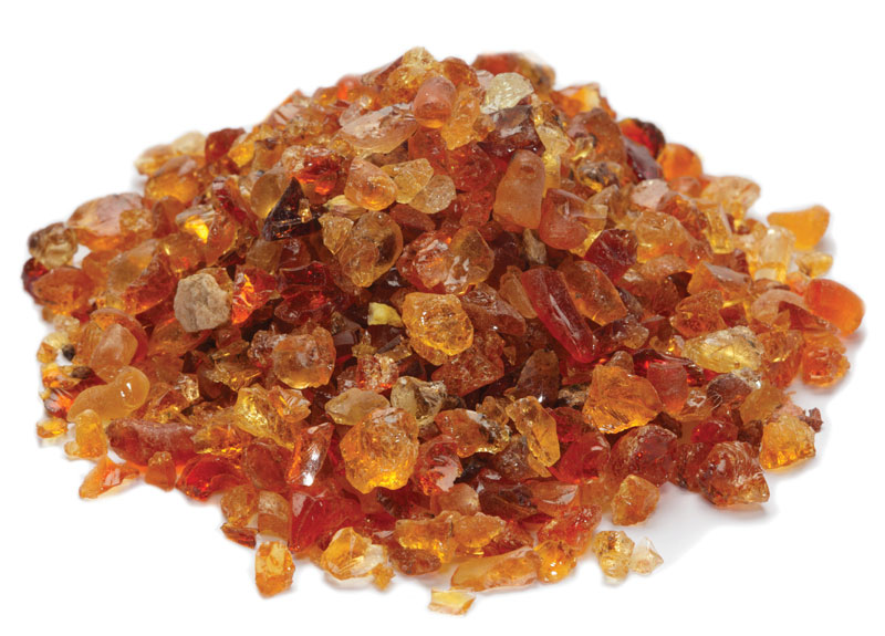 Gum arabic Acacia species thickening agent food